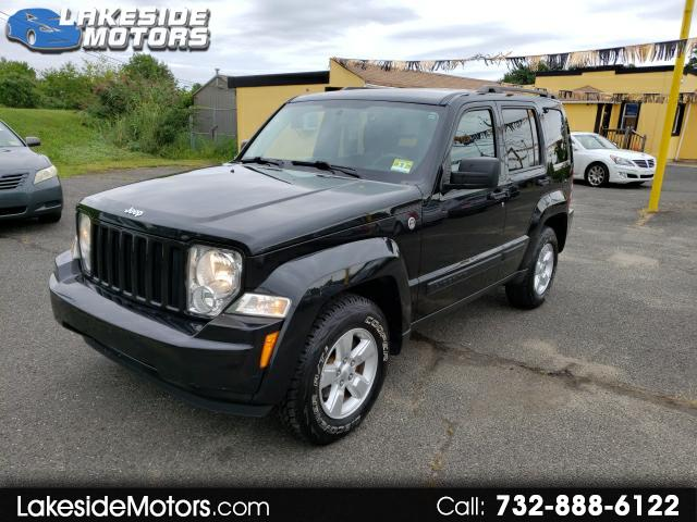 2009 Jeep Liberty 4dr Sport 4WD