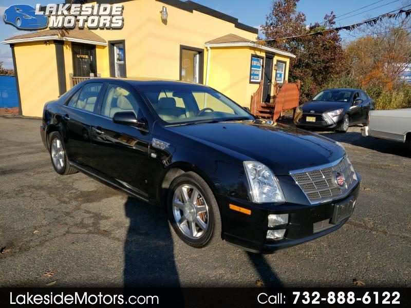 2008 Cadillac STS V8 Premium Luxury Performance AWD