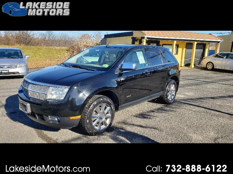 2007 Lincoln Lincoln MKX AWD