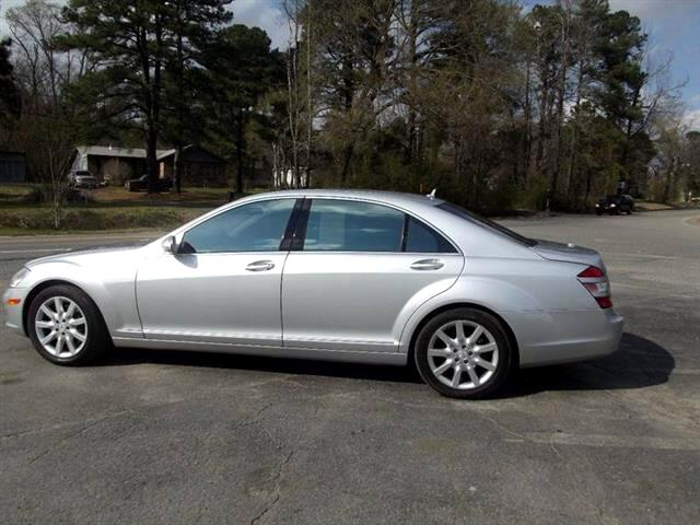 2007 S550 For Sale >> Used 2007 Mercedes Benz S Class S550 In Little Rock Ar Auto Com Wddng71x77a059465