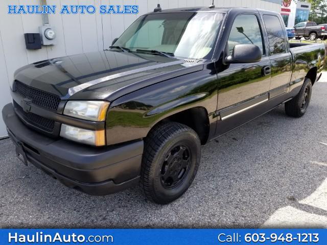 "2003 Chevrolet Silverado 1500 4dr Ext Cab 143.5"" WB 4WD LT"