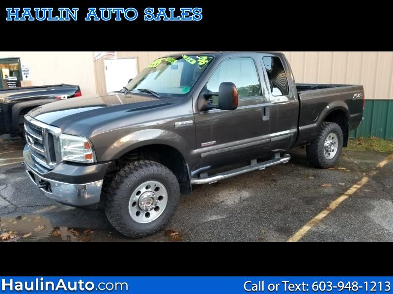 2006 Ford F-250 SD FX4 SuperCab 4WD
