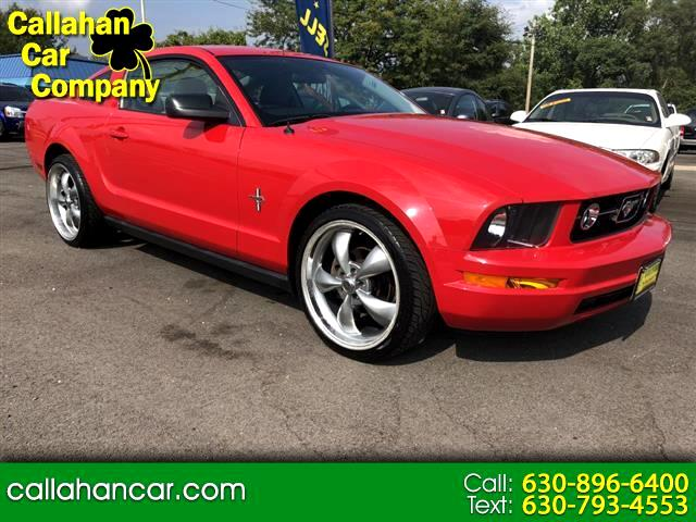 2008 Ford Mustang Coupe