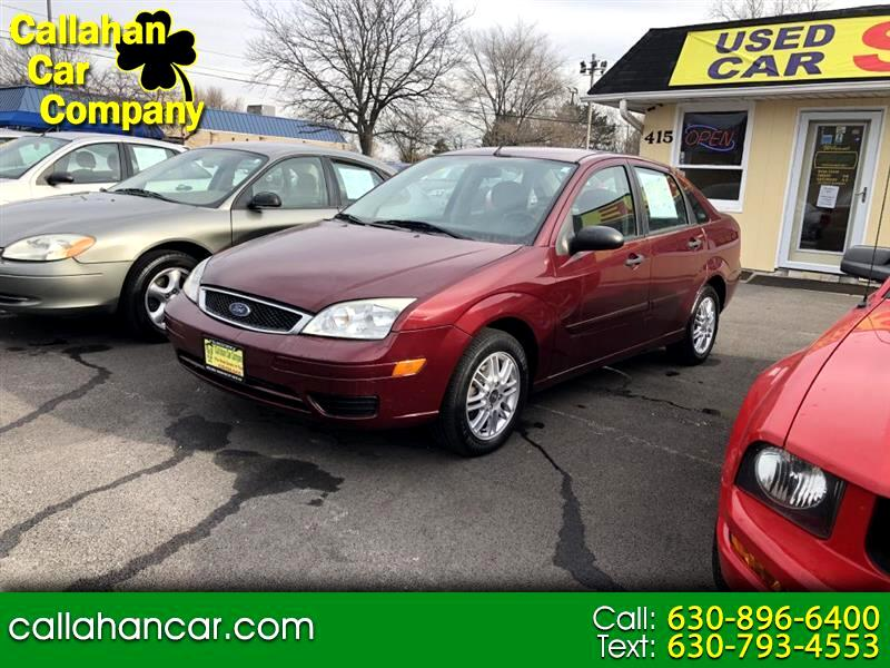 2006 Ford Focus ZX4 SE