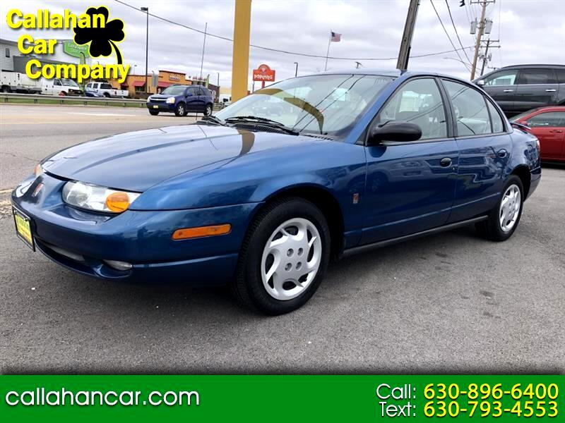 2002 Saturn SL Sedan Leather