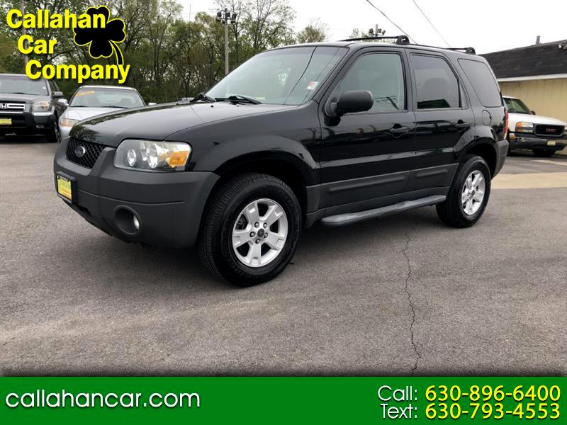 2007 Ford Escape V6 4WD XLT