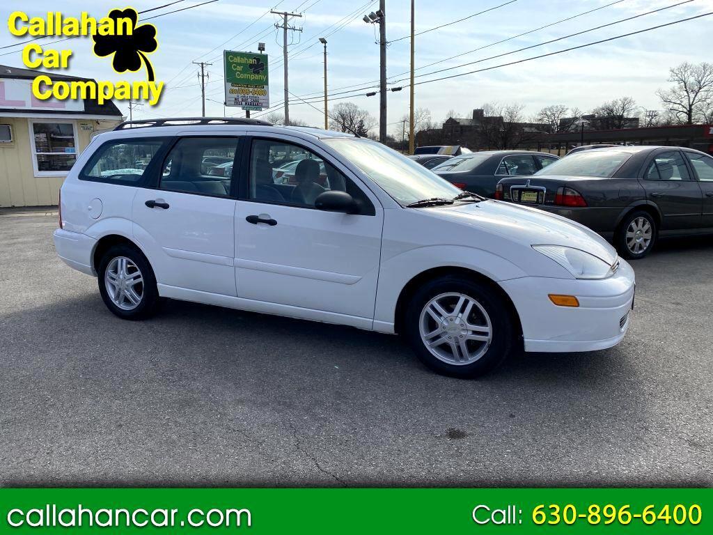 Ford Focus Wagon  2001