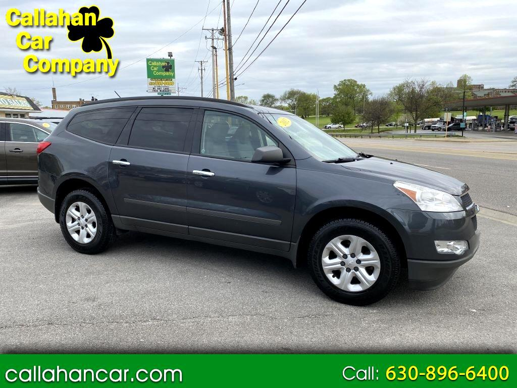 Chevrolet Traverse 1LT FWD 2012
