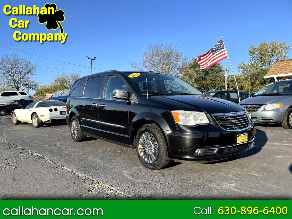 Chrysler Town & Country 4dr Limited FWD 2011