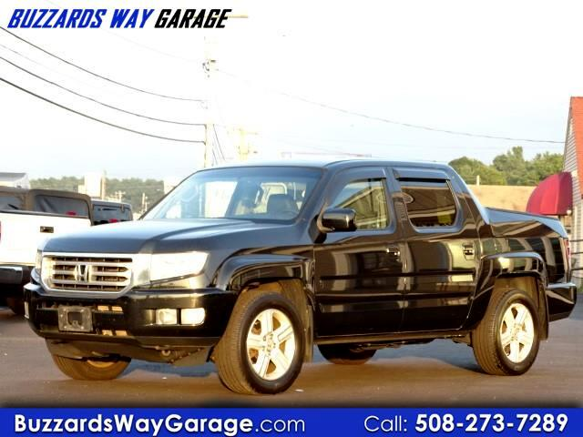 2012 Honda Ridgeline RTL w/ Leather