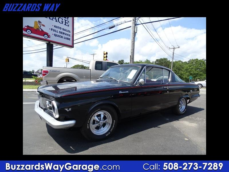 1965 Plymouth Barracuda Classic coupe