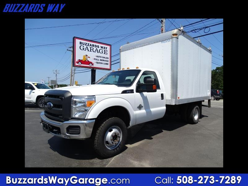Ford F-350 SD XL DRW 4WD 2015