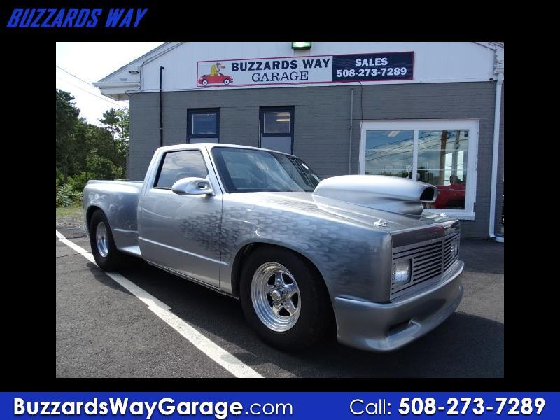 1988 Chevrolet S10 Pickup Reg. Cab Short Bed 2WD