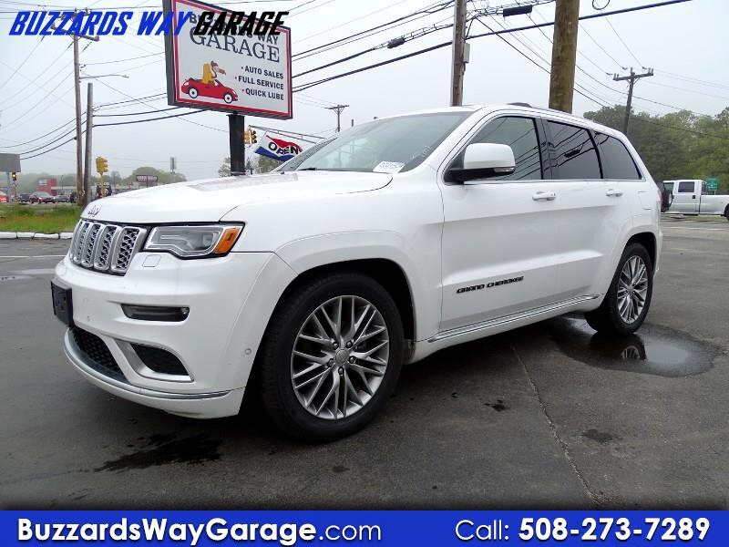 Jeep Grand Cherokee Summit 4WD 2017