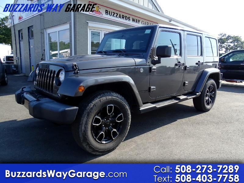 Jeep Wrangler JK Unlimited Sahara 4WD 2018