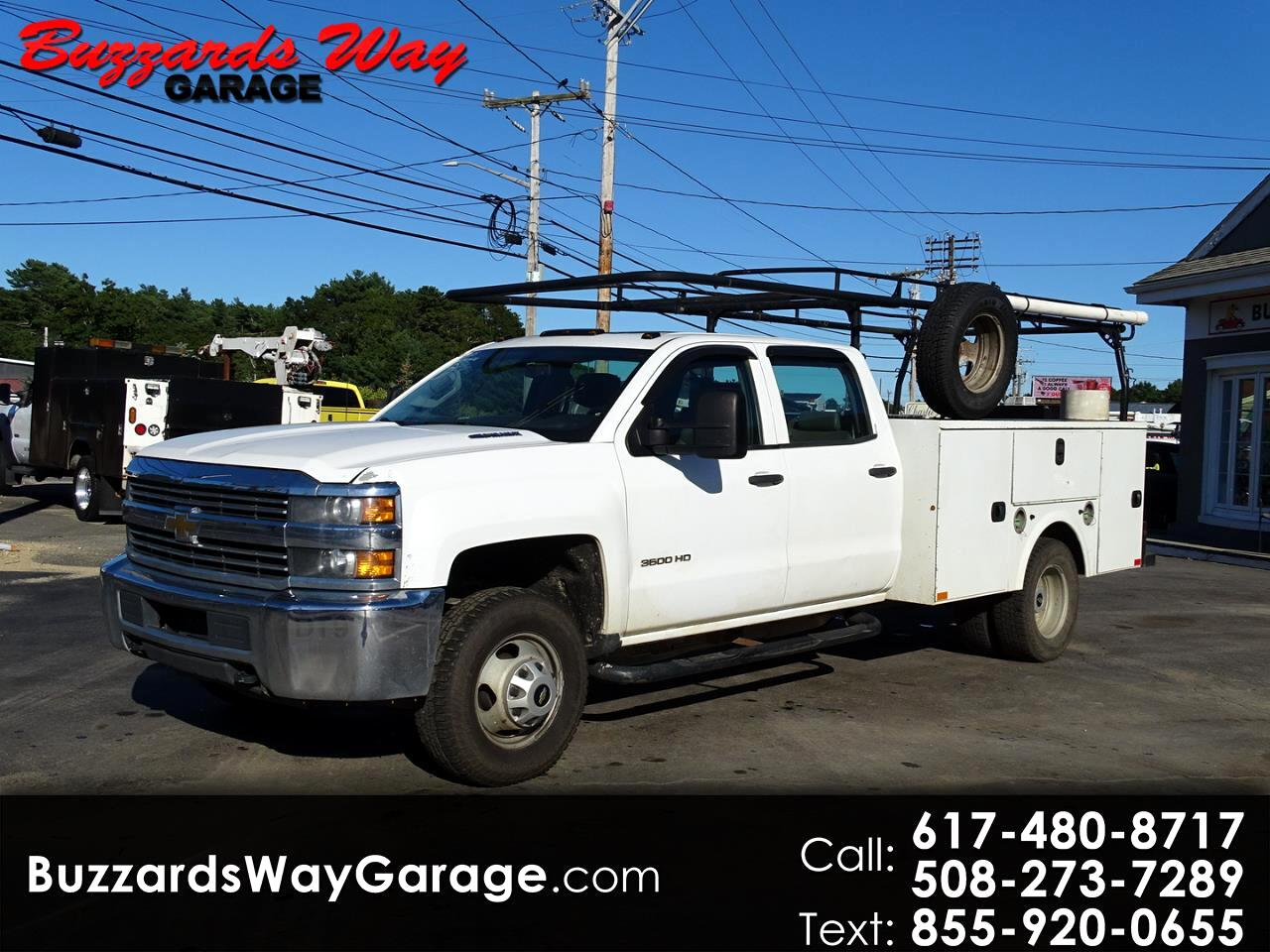 "Chevrolet Silverado 2500HD 2WD Crew Cab 153"" Work Truck 2015"