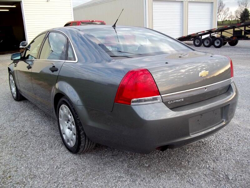 Used 2012 Chevrolet Caprice Police for Sale in Harrodsburg