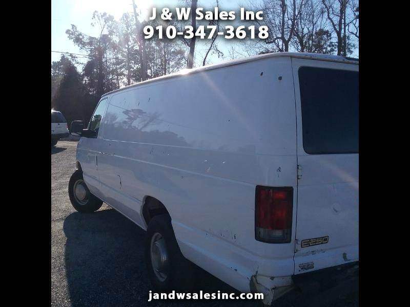 Ford Econoline E-250 Extended 2003