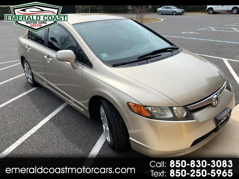 Honda Civic LX Sedan AT 2007