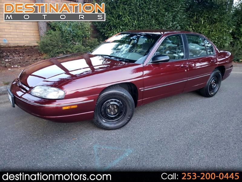 2001 Chevrolet Lumina LS Sedan