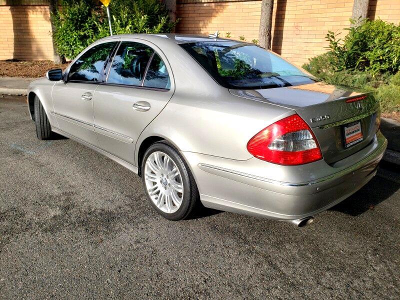 2008 Mercedes-Benz E-Class E350 Luxury 4MATIC Sedan