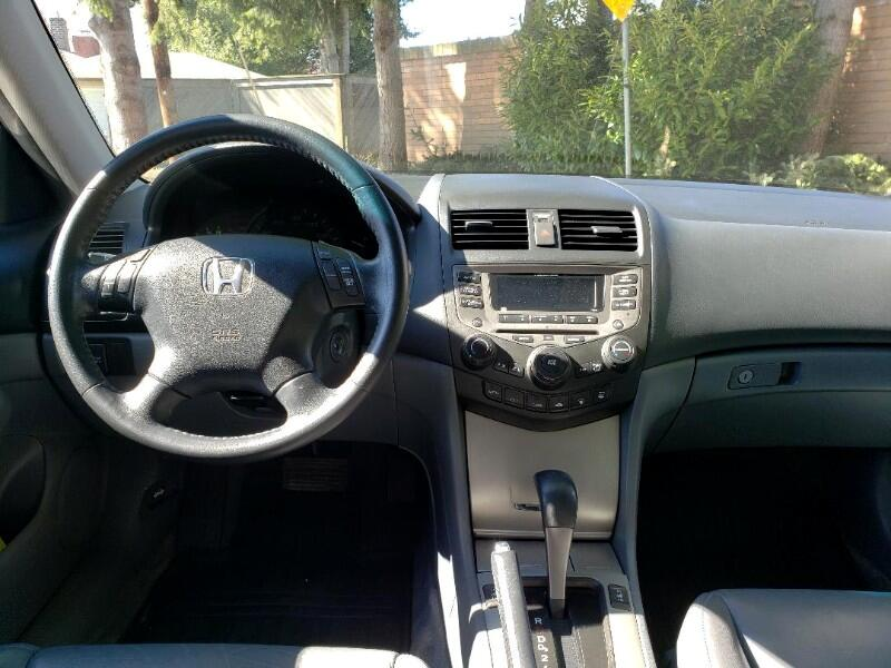 2006 Honda Accord EX-L V-6 Sedan AT