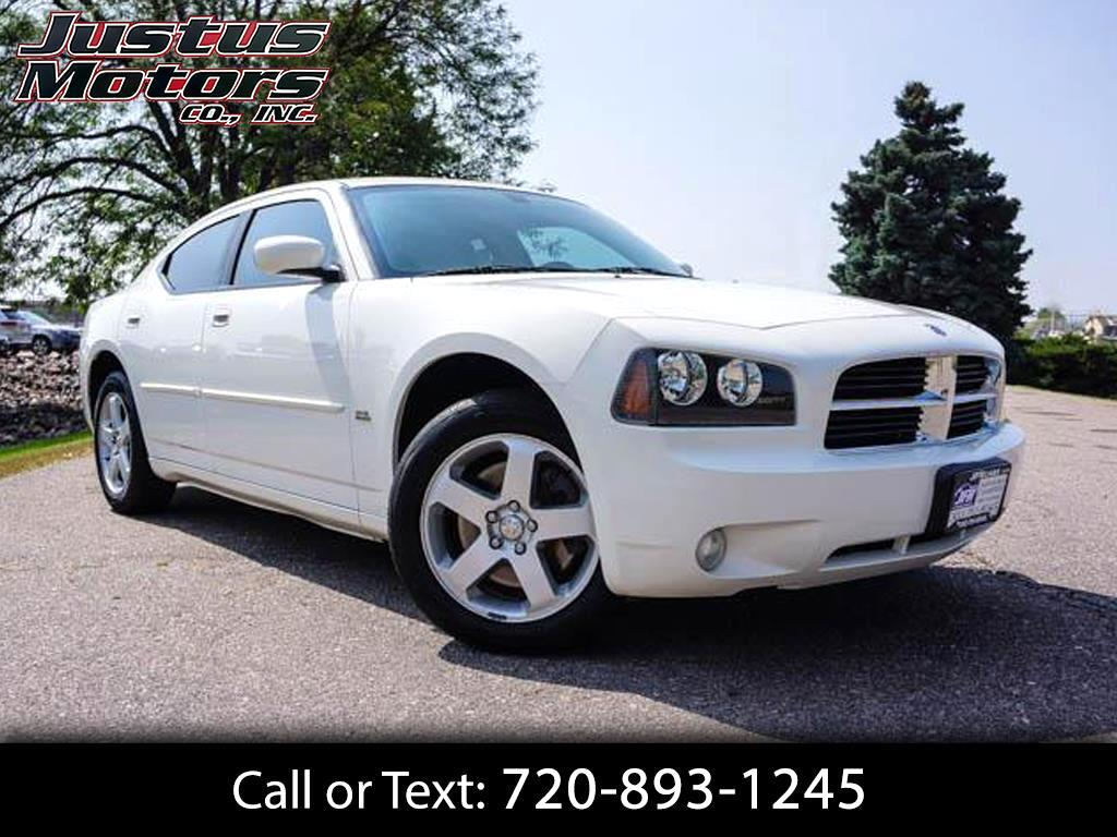 2010 Dodge Charger 4dr Sdn SXT AWD