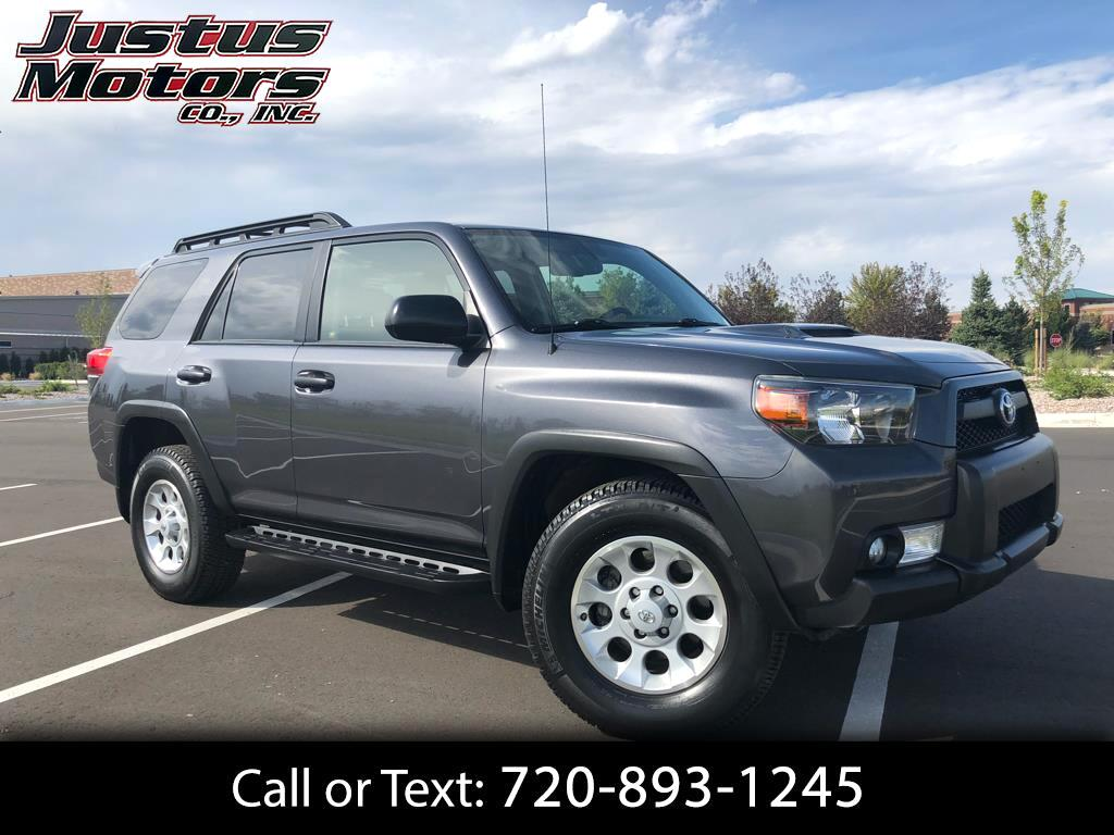 2013 Toyota 4Runner Trail 4WD
