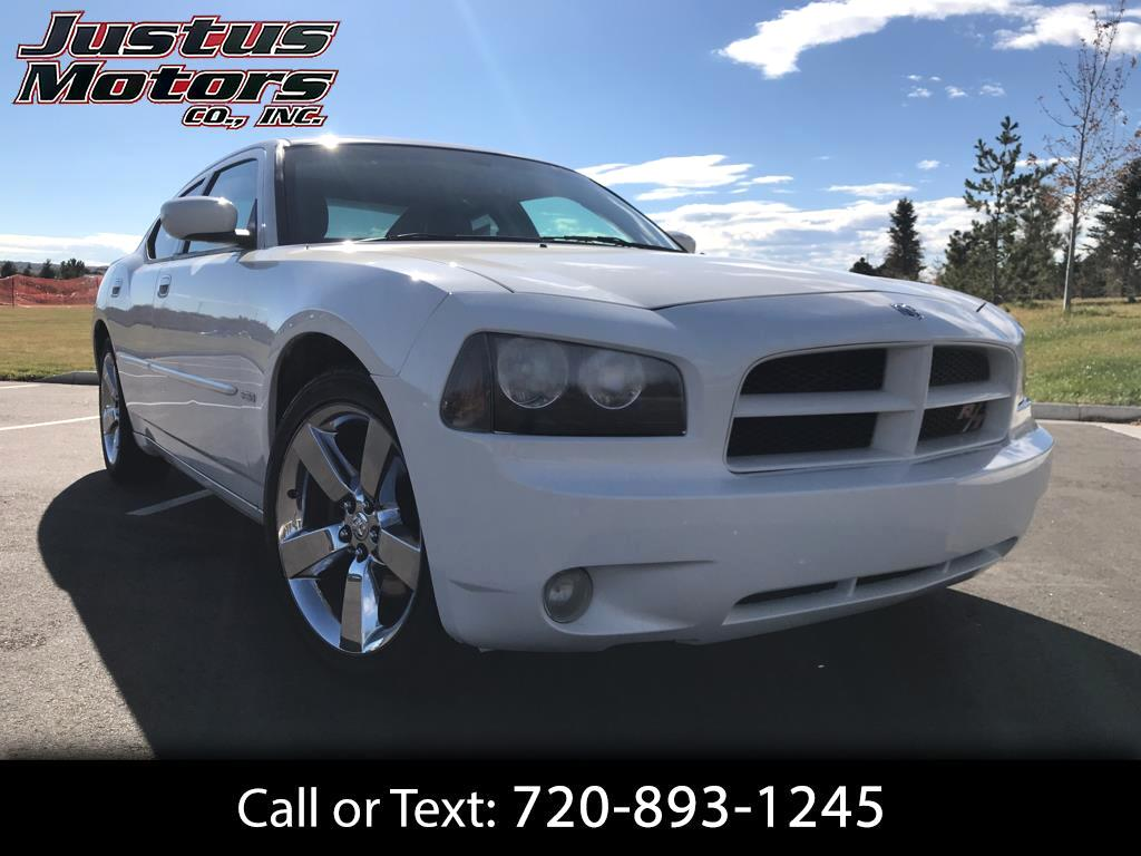 2009 Dodge Charger RT Hemi RWD