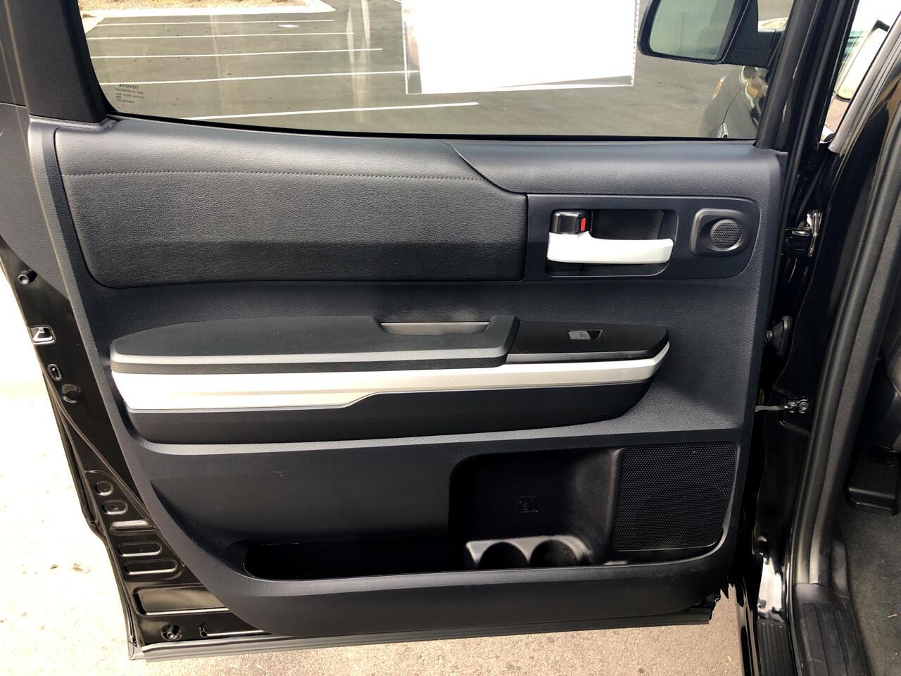 2016 Toyota Tundra SR5 5.7L V8 CrewMax 4WD