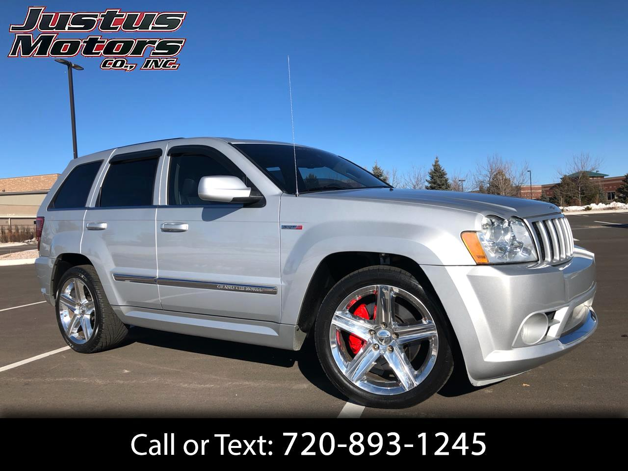 2007 Jeep Grand Cherokee SRT-8 SRT-8