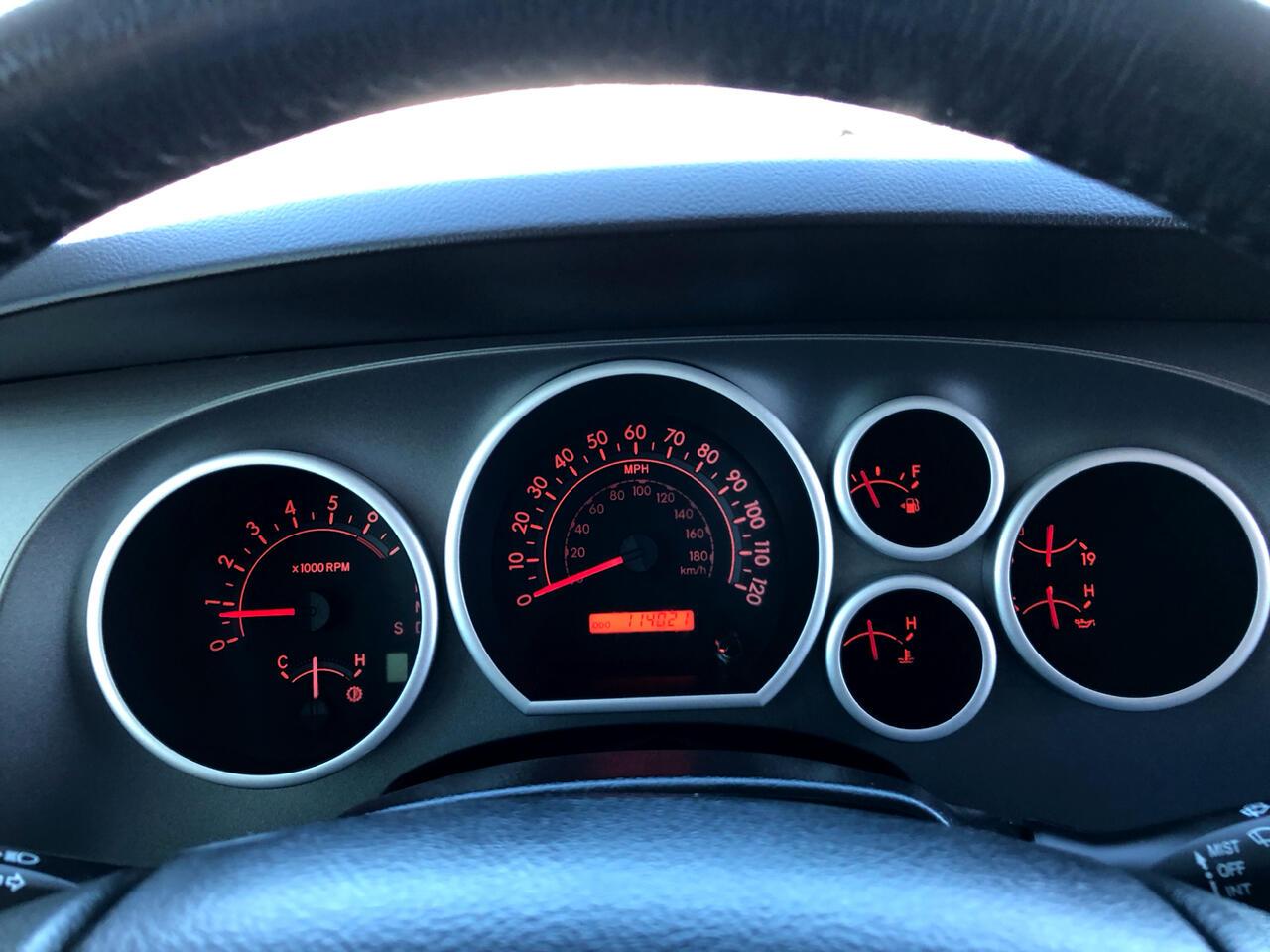 2015 Toyota Sequoia SR5 5.7L 4WD