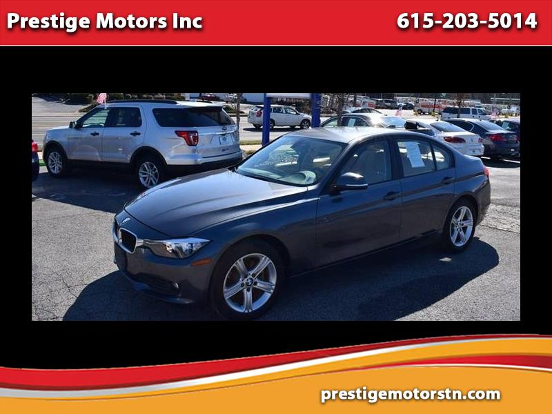 2015 BMW 3-Series 320i xDrive