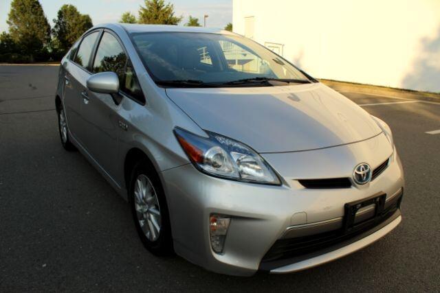2013 Toyota Prius Plug-In Advanced