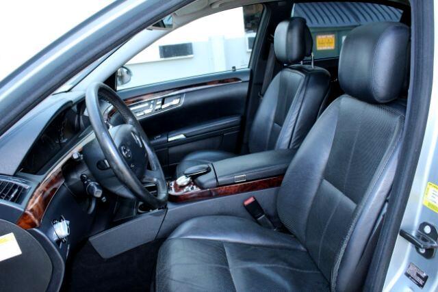 2007 Mercedes-Benz S-Class S550 4MATIC