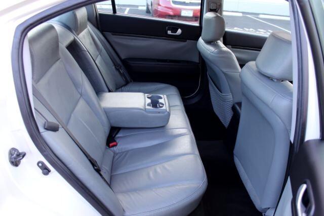 2007 Mitsubishi Galant 4dr Sdn I4 ES