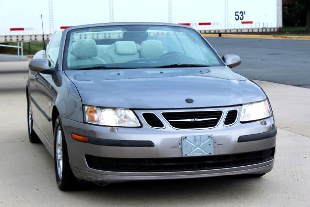 2007 Saab 9-3 2dr Conv Auto