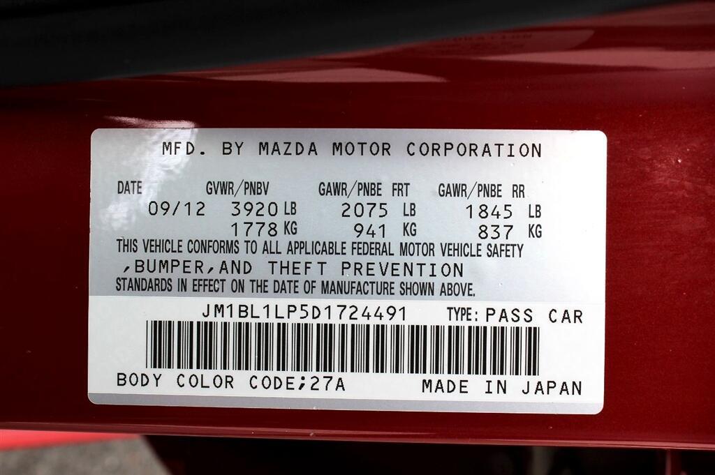 2013 Mazda MAZDA3 5dr HB Man i Touring