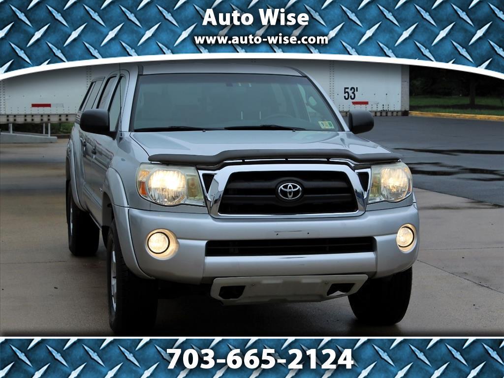 2007 Toyota Tacoma 4WD Double 141 V6 AT (Natl)