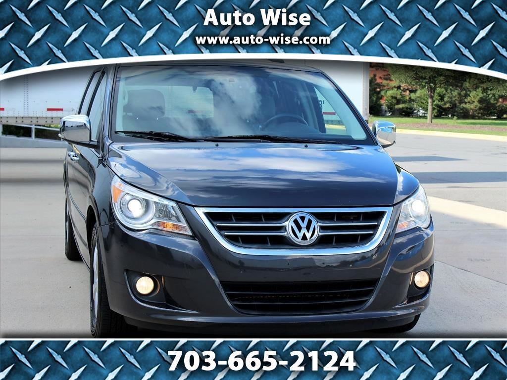 2012 Volkswagen Routan 4dr Wgn SEL Premium