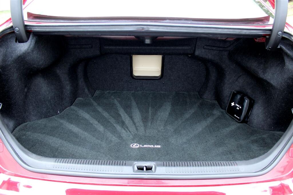 2012 Lexus ES 350 4dr Sdn