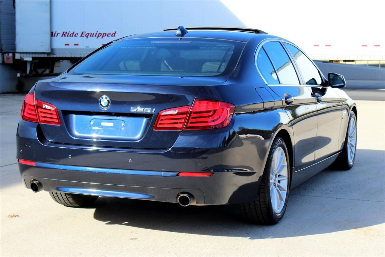 2012 BMW 5 Series 4dr Sdn 535i xDrive AWD