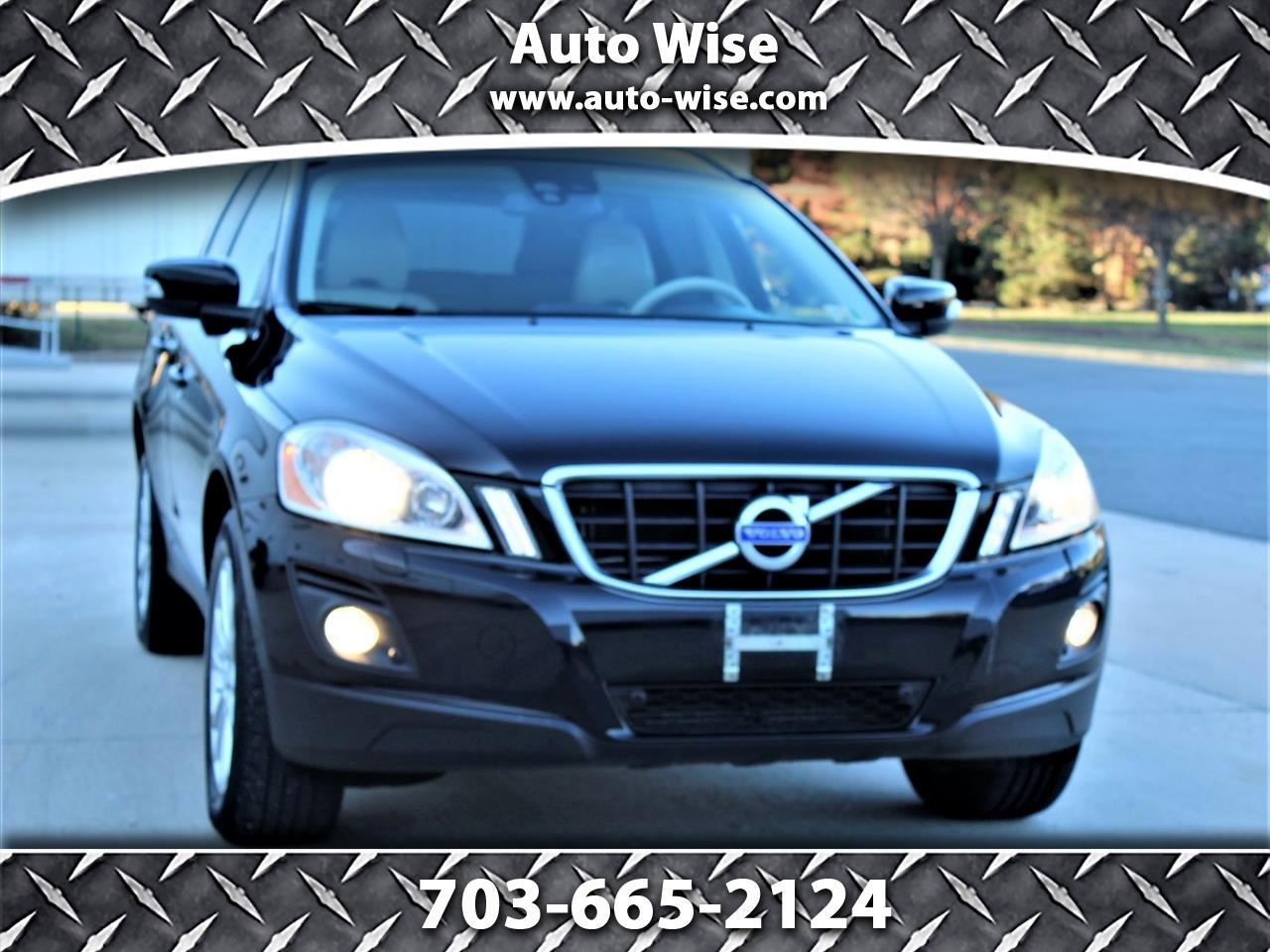 2010 Volvo XC60 AWD 4dr 3.0T w/Moonroof
