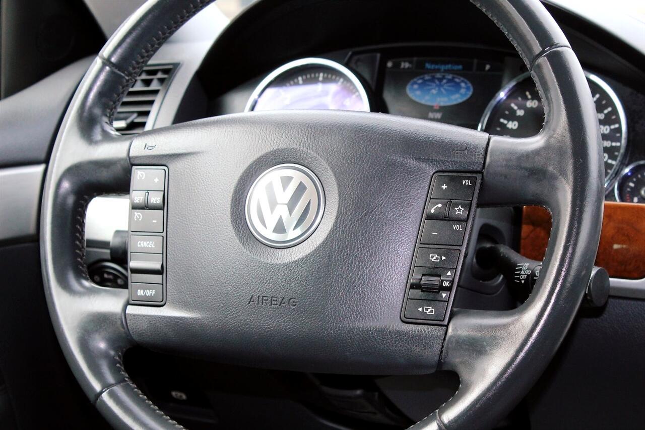 2009 Volkswagen Touareg 2 4dr V6 TDI