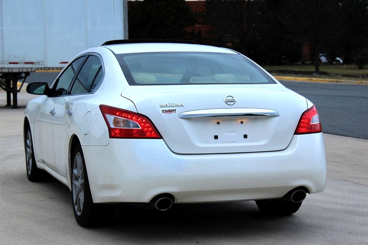 2011 Nissan Maxima 4dr Sdn V6 CVT 3.5 S