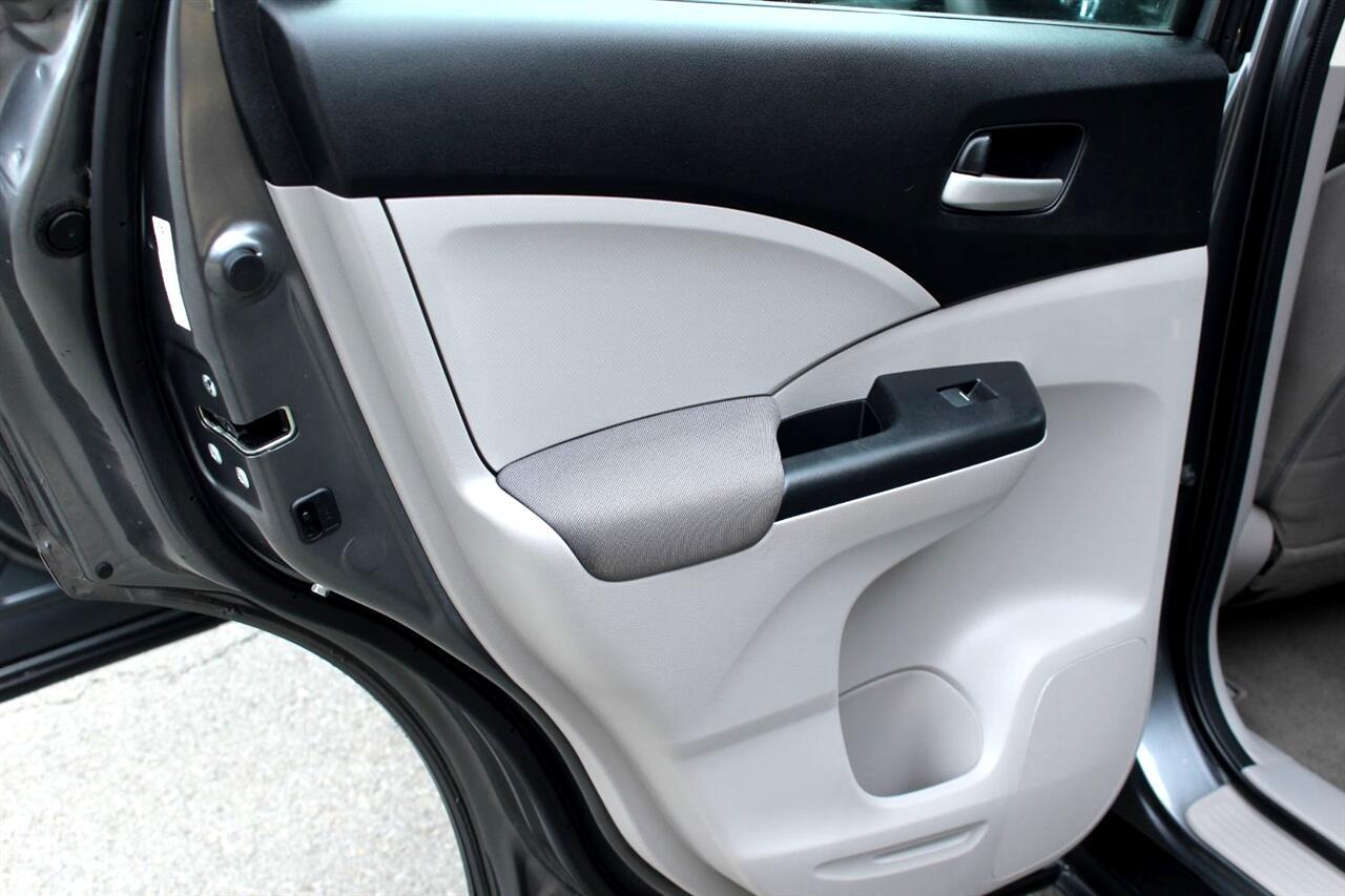2014 Honda CR-V 2WD 5dr LX