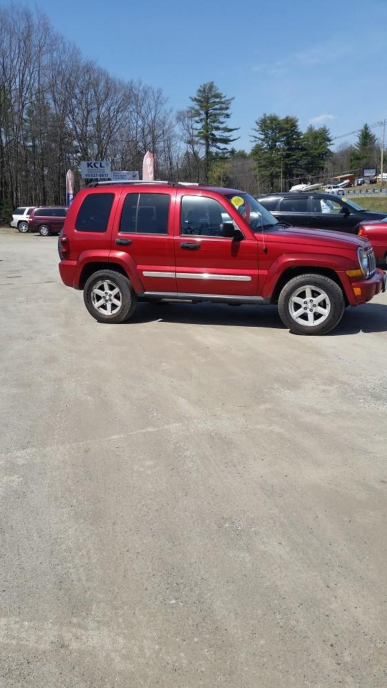 2006 Jeep Liberty Limited 4WD