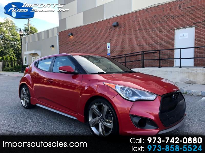 Used 2013 Hyundai Veloster Turbo 6mt For Sale In Paterson Nj