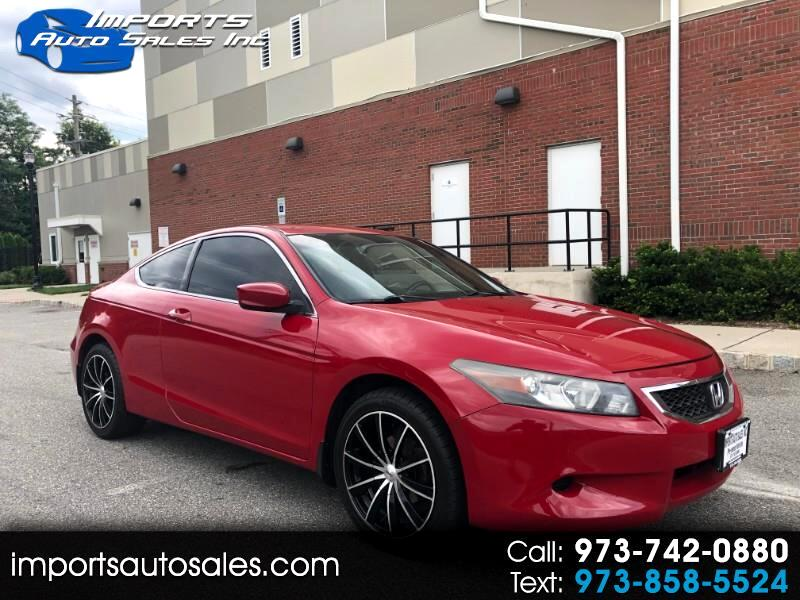 2009 Honda Accord For Sale >> Used 2009 Honda Accord Lx S Coupe For Sale In Paterson Nj