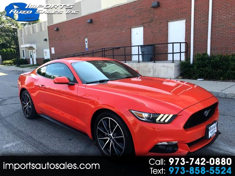 Ford Mustang EcoBoost Coupe 2016